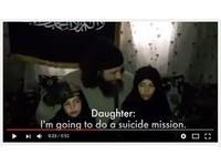 逼7歲女兒去當人肉炸彈 沒人性聖戰鬼父被槍手擊斃