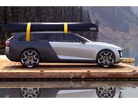 皮卡車變身旅行車 只需要一塊蓋子?