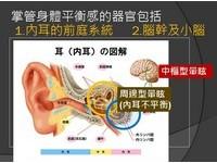 突然天旋地轉是內耳不平衡嗎? 小心是腦中風徵兆