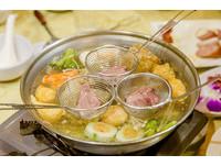 台北溫體牛肉火鍋、牛肉湯 一個人也可以吃!