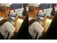 阿伯火車站偷拍「等車少女」 網友驚:好美,構圖有練過!