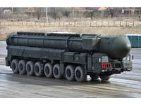俄400枚洲際核導彈隨時待命 RS-28「薩爾馬特」挑大樑