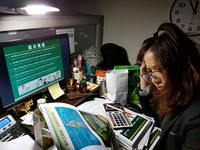 年關近...年終考核、加班壓力大 身心科患者爆增3成