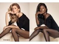 美麗不該受限膚色!北非模特兒大膽重製經典時尚廣告