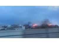 新潟絲魚川市商店街火燒6小時 吞噬140房蔓延300米
