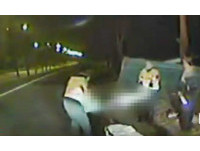 和國中同學「酒後雙載」回家 18歲男疑自撞摔飛害死他!