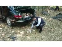 疑自宮?男生殖器遭割斷、下體潑汽油 警在車後輪找到送縫合