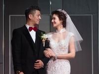 ❤林若亞孫志浩耶誕婚禮❤