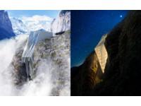 峭壁上就是狂!杜拜設計阿爾卑斯山壁玻璃飯店敢住嗎?