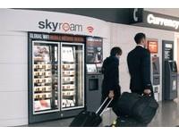 美國3機場自動販賣機可買wifi 吃到飽一天350元