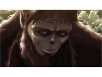 《進擊的巨人》公開第二季動畫預告!猿之巨人首度亮相
