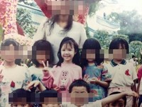 小陳的童年蜜汁笑容曝光! #我的小時候 曬照大募集