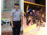 「我要回家」腳踏車踩100公里 男迷路5天遇上甜美女警