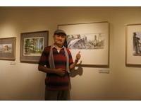 隨處可畫能量驚人 姚植傑藉畫分享幸福