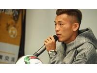 力求突破台灣足球環境 陳柏良盼家長多支持孩子踢球