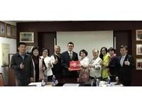 台南市議會赴越南參訪 慰問當地台商