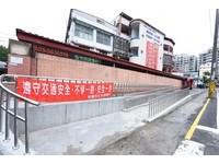 大成國中週邊人行道改善工程完工 提供用路人安全人行道