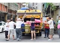 新北春節「垃圾收運」時程 除夕加班,初一到初三停收