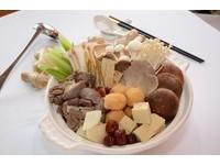 入冬食補 圓山大飯店圓苑餐廳推養生蔬菜羊肉爐