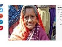 印度婦遭眼鏡蛇「咬死」還水葬 40年後恢復記憶返家