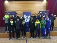 台甲足球聯賽當基石 足協盼未來5年成立職業聯賽