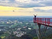 走到天空盡頭 屏東「天空步道」大武山美景就在腳下