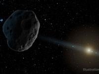 NASA測及兩顆天體路徑走向水星軌道 暫不會影響地球