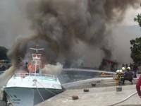 台東成功內港漁船爆炸 船長死3船員送醫