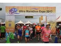 東海道超級馬拉松 逾2千跑者花蓮洄瀾灣元旦跑