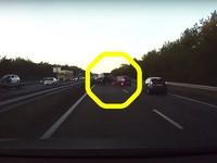 網友瘋傳!車禍發生前2秒 特斯拉「神警示」救一命