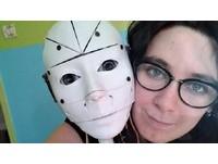 3D列印自己的理想情人 法國妹要跟機器人男友結婚