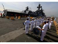 首次海軍交流!俄派反潛驅逐艦訪馬尼拉 願與菲律賓軍演