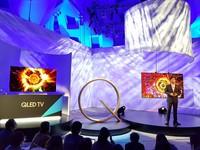 CES 2017高畫質、質感電視爆發!三星:市場胃口變大了