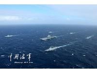 遼寧艦入台海傳台戰機升空 國台辦說無法證實