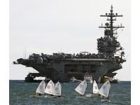 不只是打擊IS!美航母指揮官:我們已準備對付中國與俄國