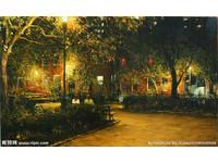 【午夜說書人 芙蘿】公園裡的黑影成形體 結局超溫馨
