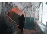 攝氏零下59度的房子 哈薩克公寓像冰箱一般結霜
