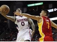 NBA/火箭團隊僅9失誤 林書豪個人發生4次