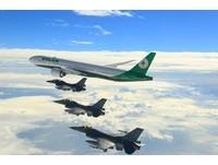 英捷專案/蔡英文搭專機訪中美洲4友邦 4架F-16伴飛