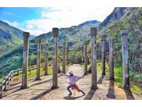 金瓜石神社不輸日本 殿柱遺跡讓你拍出懷舊感滿分美照
