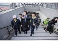 林右昌參訪竹市 全台最年輕二首長激盪施政火花