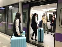 機捷「元宵節前」試營運 期間先不開放預辦登機、掛行李