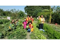 竹市推永續農耕低碳城 打造3處「可食地景環保菜園」