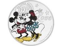 放閃89年!台銀推出米老鼠紀念幣 999純銀表最純粹的愛♥