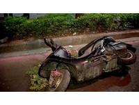 KTV歡唱後酒駕騎車雙載 2女自摔...頭撞路樹1死1傷