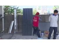獨腳鐵工拄拐爬屋頂練7年 哥哥:他比正常人好用很多