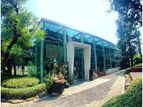 高雄愛河畔的閃亮玻璃屋!網友讚「像在溫室花園用餐」