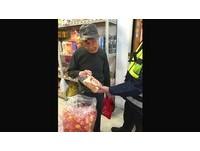 「最近賣地賺1、2千萬」 台中老翁偷45元牛舌餅
