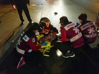 慶生會擺一旁!碰上車禍 壽星消防員熱心緊急救援