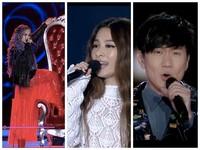 Hebe翻唱林俊傑《當你》!5大咖導師「互唱經典歌」嗨爆